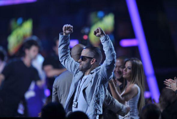 Así recibieron estos cantantes la gran noche de Premios Juventud 2011......