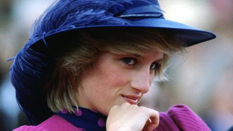 Lady Di se casó con el príncipe Carlos cuando solo ten&iac...