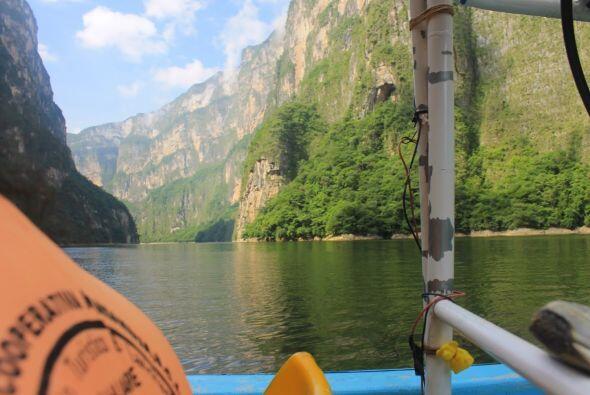 Al visitarlo podrás dar un recorrido en lancha, donde con otros turistas...
