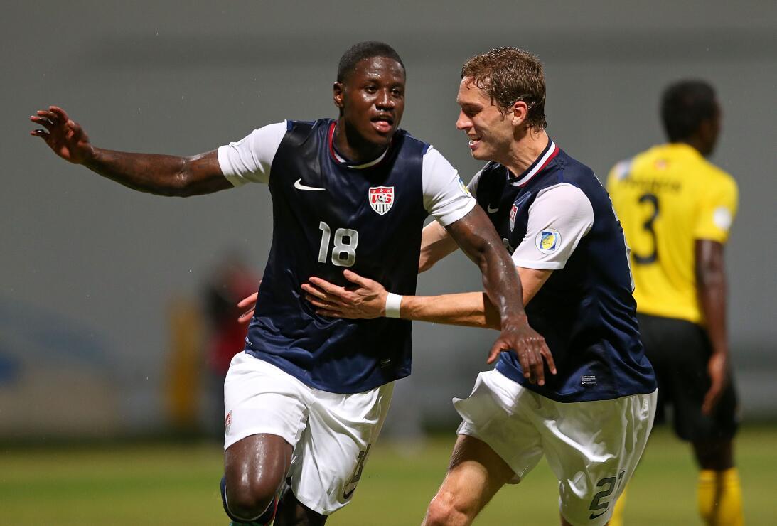 Eddie Johnson (Estados Unidos) - 12 goles en 19 partidos durante tres el...