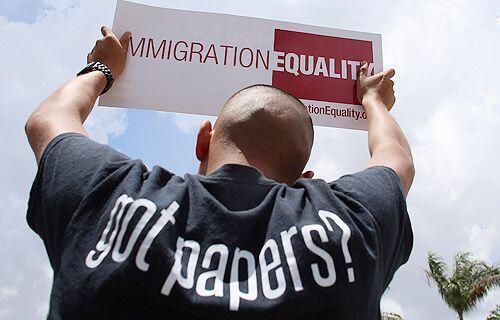 Los escenarios de la reforma migratoria son diversos. El primero y el me...
