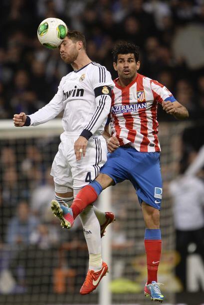 Desde el silbatazo inicial el Atlético buscó irse al frente sorprendiend...