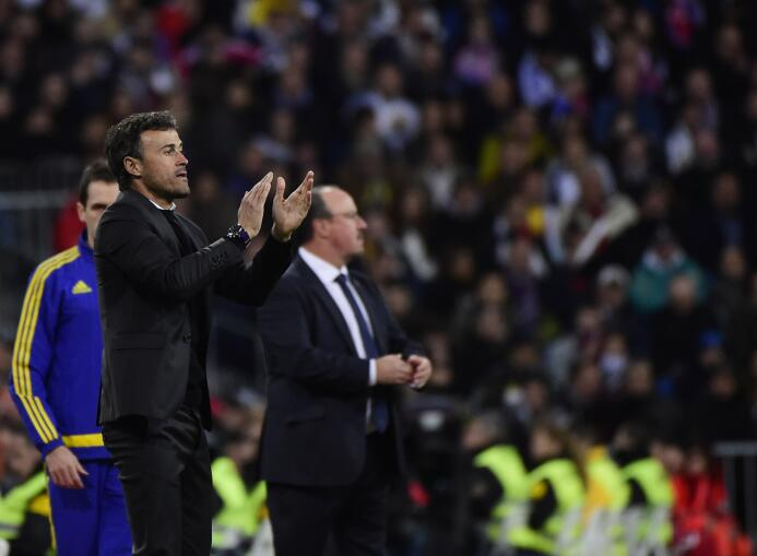 Real Madrid vs Barcelona fotos
