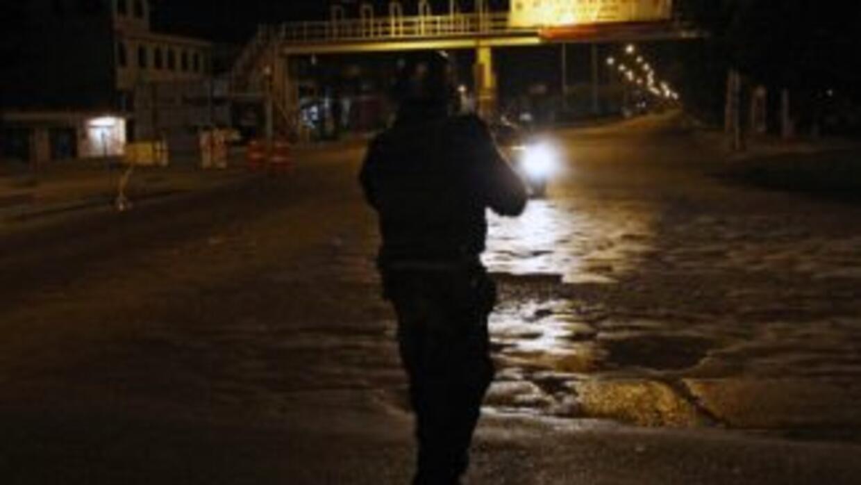 Más de 70 mil personas murieron en México entre 2006 y 2012 en el marco...