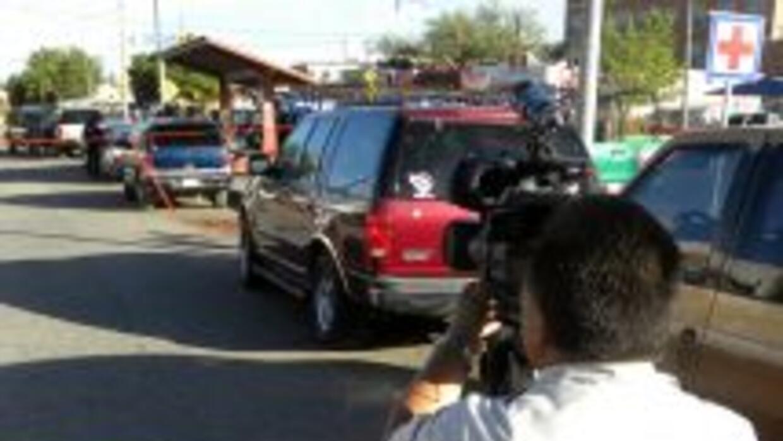 La prensa en México también ha sido blanco de la violencia que se vive e...