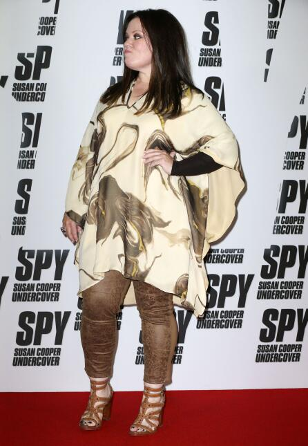 Melissa McCarthy Spy premiere