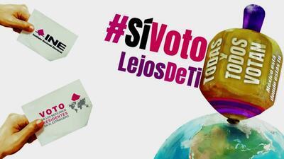 El voto de los mexicanos en el exterior en números: costo, potencial y tendencia política