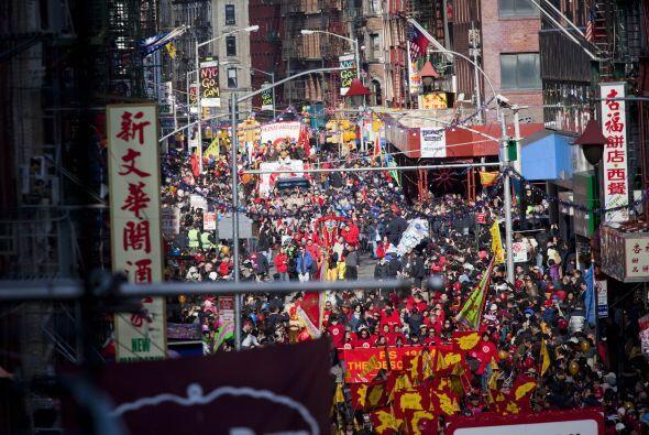 Esta es una de las fechas del calendario lunar chino que consigue frenar...