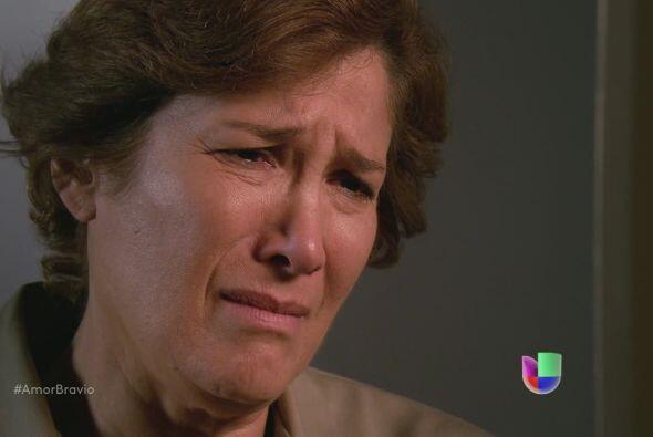 Agustina ha aprendido valiosas lecciones en la cárcel. Se lamenta no hab...