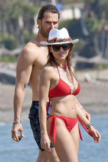 Angelique Boyer y Sebastián Rulli vacaciones 2016