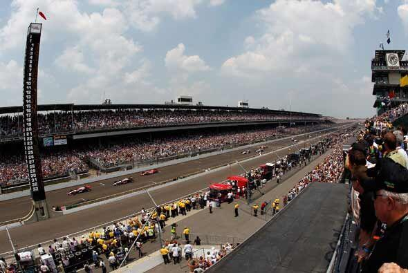 El legendario autódromo de Indianàpolis recibió a más de 100 mil aficion...