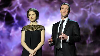 Zuckerberg, el mayor filántropo de 2013
