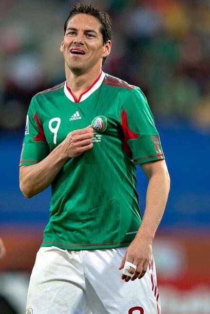 El argentino Guillermo Franco fue convocado para Alemania 2006 y Sudáfri...