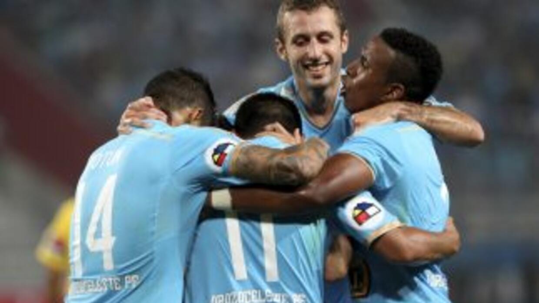 Sporting Cristal dio el primer paso para ingresar a la segunda ronda de...