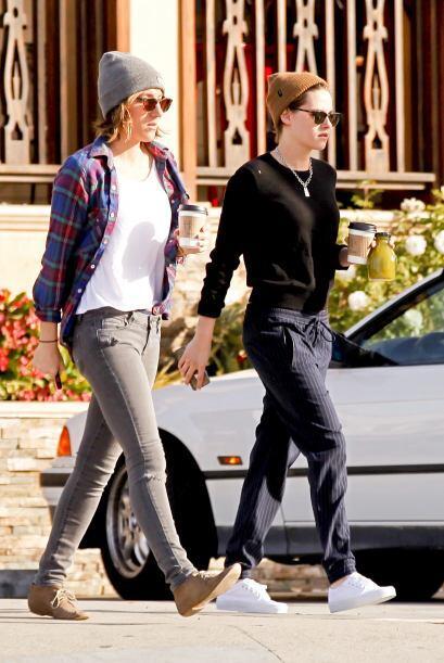 Kristen Steward es fanática de los 'baggy' porque son para un 'look' dep...