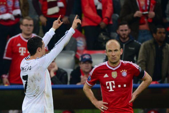 Robben (5): Más allá del resultado y de las dificultades ofensivas de su...