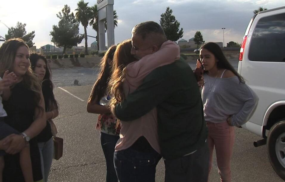 The story of the L.A. dad detained by ICE after dropping daughter at sch...