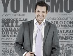 """#41 Victor Manuelle- """"Ando Por Las Nubes""""."""
