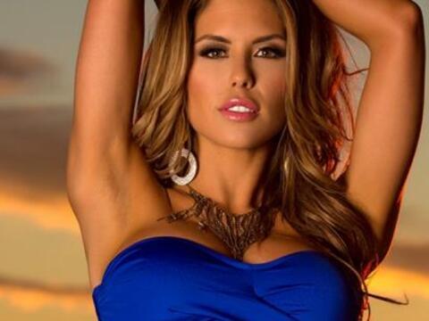 Es considerada una de las mujeres más bellas y espectaculares del...