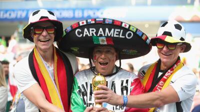 Alemania agradece a la afición mexicana por el cariño mostrado, minimiza hechos aislados