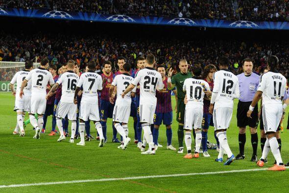 Barcelona recibió al Chelsea en la segunda semifinal de la Champions. Y...