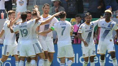 LA Galaxy 5-1 New York City FC: LA Galaxy no tiene piedad y golea a New...