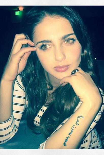 Esta joven actriz ha cautivado a muchos con sus participaciones en las t...