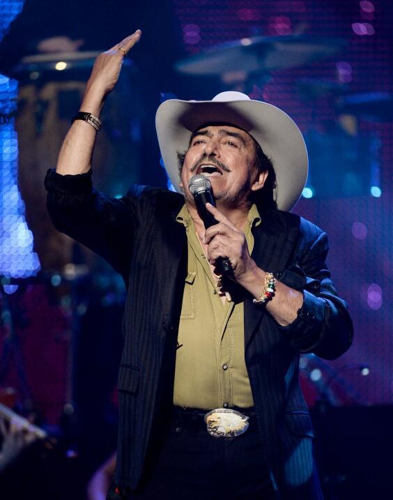 Cantantes orgullo mexicano