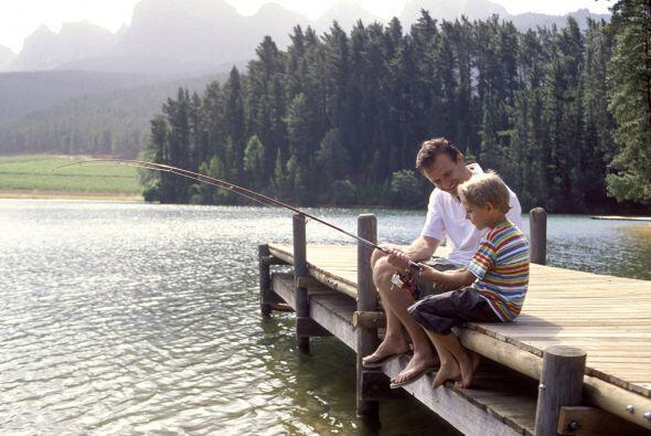 Encuentra tiempo para dar a tu hijo atención individual, para escucharlo...