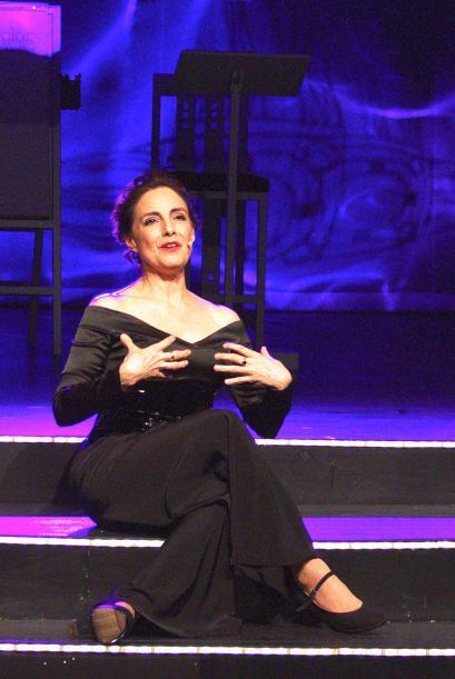 Diana Bracho tiene una gran trayectoria.