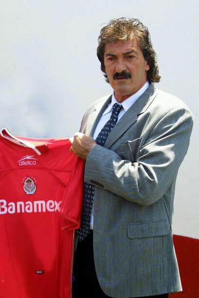 Invierno 2001: Toluca 1-1 Monterrey