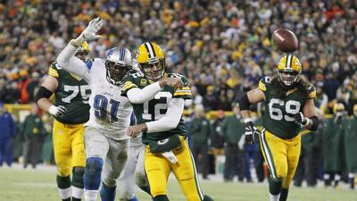Highlights Semana 17: Detroit Lions vs. Green Bay Packers