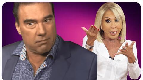 Laura Bozzo explota contra Eduardo Yañez