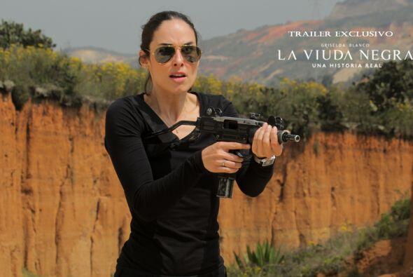 """En """"La Viuda Negra"""" nos la pasamos viendo armas, explosiones y acción."""