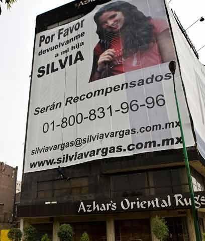 La joven Silvia Vargas EscaleraSilvia Vargas, de 18 años, fue sec...