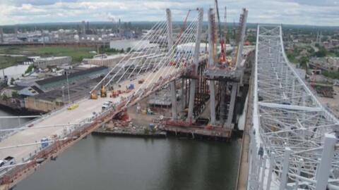 Este sábado será abierta la primera fase del nuevo puente Goethals
