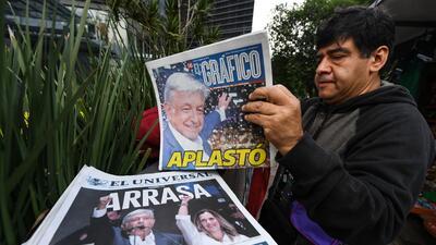 Así te contamos las elecciones que llevaron a la presidencia de México a López Obrador