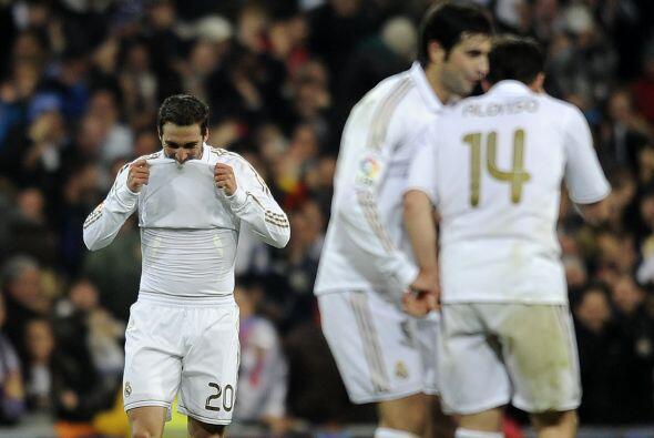 Málaga no paraba de cometer errores en defensa y el Madrid no per...