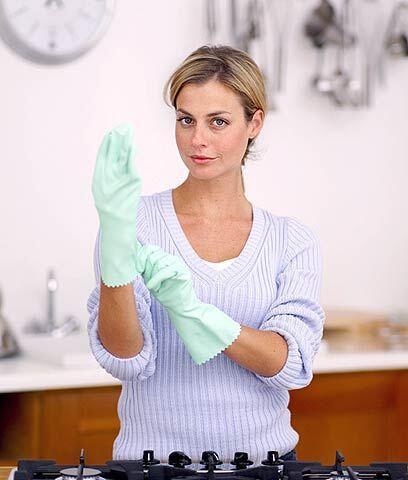 Tendrás que orientar tus energías hacia el trabajo doméstico pues la vis...