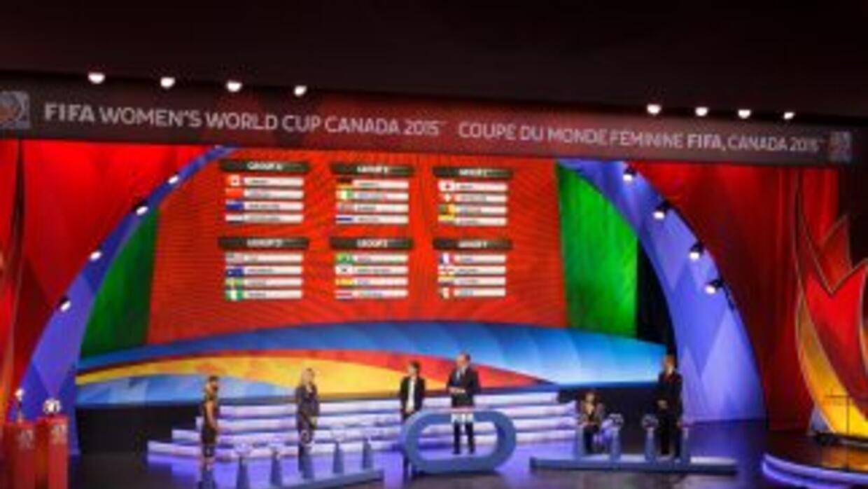 El Mundial femenino FIFA quedó definido tras el sorteo.