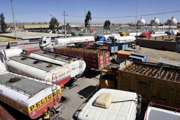 ENERO DE 2012- Se nacionalizan las acciones de la petrolera Panamerican...