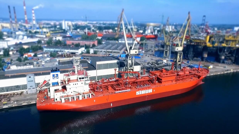 Embarcación alquilada a Sibur en uno de los puertos usados por Navigator.