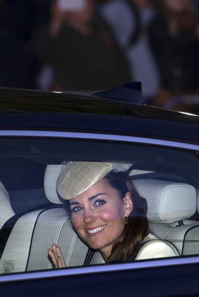 Kate se despide del público. Mira aquí los videos m&aacute...