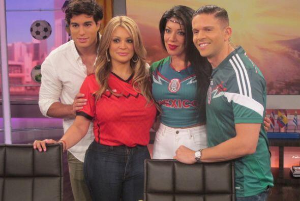 Marisol y Vicky fueron conductoras por un día de El Gordo y la Flaca, y...