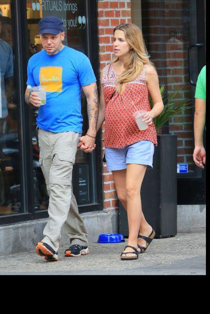 Su relación comenzó a principios de octubre de 2011. De manera sorpresiv...
