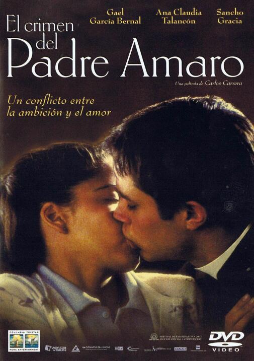 El crimen del Padre Amaro(2002), México, EspañaDirector: Carlos CarreraR...