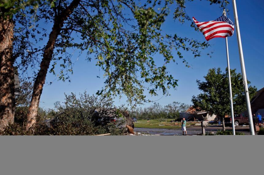 Tornado en Illinois