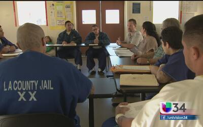 Segunda oportunidad para padres encarcelados