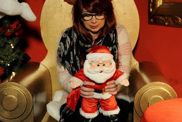 Definitivamente, esta es una triste historia de Navidad, ¿quién pensaría...