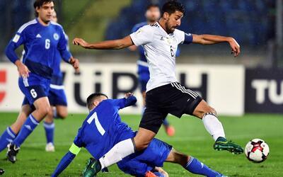 La goleada de Alemania a San Marino, un partido tipo entrenamiento para...